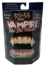 TOP QUALITY PROFESSIONAL FLEX VAMPIRE TEETH WITH FANGS realistic HALLOWEEN