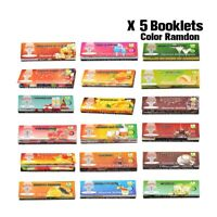 1 1/4 1 X HONEYPUFF Plastic Rolling Maker+5 X HORNET Mix Flavored Rolling Papers