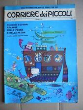 Corriere dei Piccoli n°21 1962 [G750] CON NAZIONALE ITALIA PER CILE