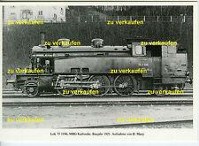 Dampflok 75 1106 MBG Karlsruhe 1921 AK (*7841)
