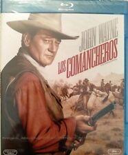 LOS COMANCHEROS [1961] John Wayne Lee Marvin        [Blu-ray]