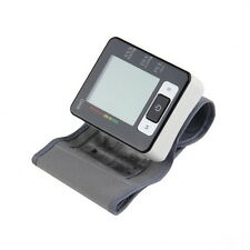 Automatic Digital Wrist Blood Pressure Upper Monitor Heart Meter LCD Screen DR