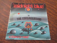 45 tours THE CONGREGATION midnight blue