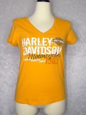 Harley Davidson Womens Small-Large  Orange Carson City NV 2011 H-D