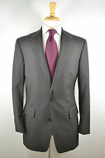 Brooks Brothers Makers Brooksease Houndstooth 2pc Suit Jacket Pants 38 R