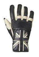 Mens Triumph Mono Flag Motorcycle Gloves