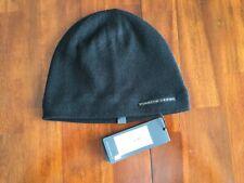 PORSCHE DESING The M Beanie Black Hat( OSFA)  $ 98