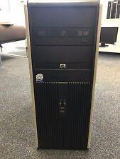 HP Compaq DC7800 Core 2 Quad Q6600 4 Go RAM 250 Go HD