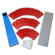 Heavy Duty Floor Installation Kit Engineered Laminate Wedge Spacer Tapping Block