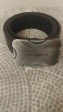 AX Armani Exchange Buckle Belt Size 32