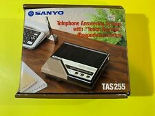 Sanyo TAS255 Beeperless Telephone Answering System
