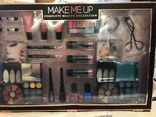 60 pcs MAKE ME UP BEAUTY COLLECTION GIFT SET PRESENT CHRISTMAS LIPSTICKS ETC ETC