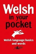 Welsh in Your Pocket (Paperback book, 2014)