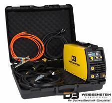 Soudure périphérique Inverter WIG TIG MMA Arc 180 A DC HF-Allumage Inox, Acier, Acier Inoxydable