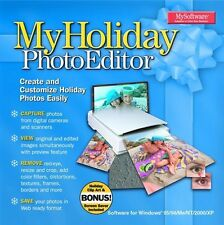 My Holiday Photo Editor (For Windows) *** BRAND NEW ***