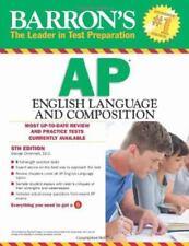 Barron's AP English Language and Composition, 5th Edition