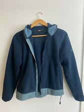 Rapha Explore Technical Hoody Womens Size Small Navy Blue
