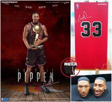ENTERBAY RM-1064 Scottie Pippen 2.0 1/6 ACTION FIGURE NBA CHICAGO BULLS