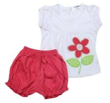 Oshkosh B'gosh One Flower Bloomer Set Baby Girl Clothes (GBOF-03), Size: 18 mos