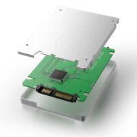 Maiwo KT037B2 4-Port Micro SD TF to SATA Adapter Card Hard Drive Converter