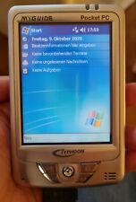 PocketPC Typhoon MyGuide 3500 mobile mit Zubehör