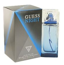 Guess Night by Guess 3.4 oz EDT Cologne for Men New In Box