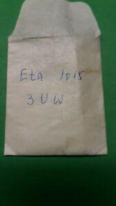Unruhwellen - Eta 1015 - 2 Stück