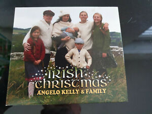 CD Angelo Kelly & Family - Irish Christmas - 14 Songs