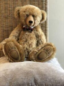 "Sugar Shack Surprise Bear- ""Harrison Series"" Large Plush Teddy Bear 21 inch High"