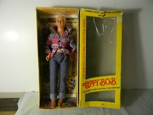 1977 GAY BOB COME OUT OF THE CLOSET DOLL MINT IN BOX