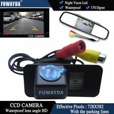 4.3'' Mirror Monitor CCD Reverse Camera for Ford Mondeo Fiesta Focus S-Max KUGA