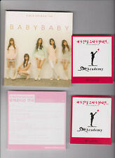 Girls Generation SNSD Baby Baby Repackage