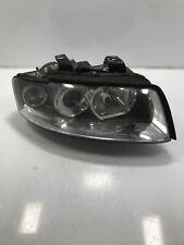 Audi A4 DRIVER RIGHT HEAD LIGHT LAMP 8E0941004G Sport