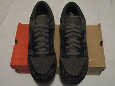 Nike Dunk Low Premium Black Olive Grey Green Doernbecher 307696 001 Size 15