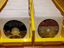 HORROR DVD LOT (Disc Only) $1.99 & up +FREE & FAST Combined Shipping (Lot #11).