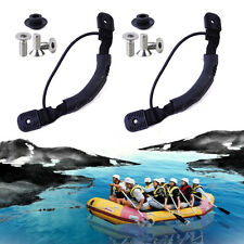 2 Pcs Plastic Sale Black Durable Carry Handle for Kayak Boat Canoe Side Mount