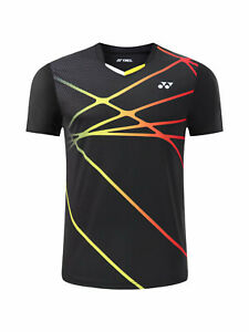 Men's sports Tops Table tennis Clothes badminton T Shirt