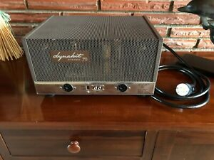 Dynaco ST-70 -- Upgraded, Genalex Gold Lion KT-77, Exceptional Condition