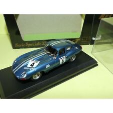 JAGUAR TYPE E COUPE N°4 TARGA FLORIO 1990 BEST SL04 1:43
