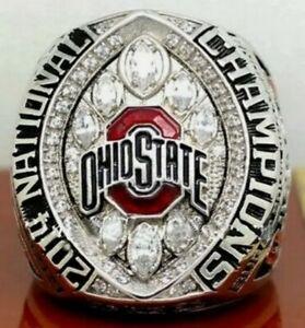 OHIO STATE BUCKEYES 2014 National Champions NCAA Championship Ring Size 11