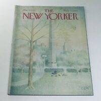The New Yorker: May 10 1976 Charles E. Martin Cover full magazine