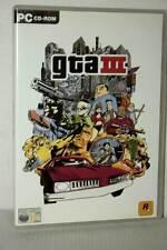 GRAND THEFT AUTO III GIOCO USATO OTTIMO PC CD ROM VERSIONE ITALIANA RS2 47165