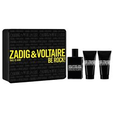 ZADIG & VOLTAIRE THIS IS HIM! BE ROCK 50ML GIFT SET FOR MEN