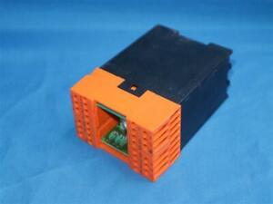 E. Dold & Sohne Safemaster BH5928.92 Safety Relay DC24V w/ Missing Cover