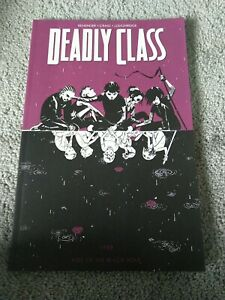 Deadly Class Volume 2: Kids of the Black Hole by Rick Remender & Wes Craig