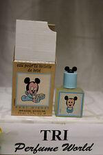 DISNEY BABY MICKEY Eau Pour La Toilette de Bebe Alcohol Free Splash 1.7 fl.oz.