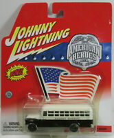 Johnny Lightning  1956 CHEVY BUS COUNTY SHERIFF  AMERICAN HEROES