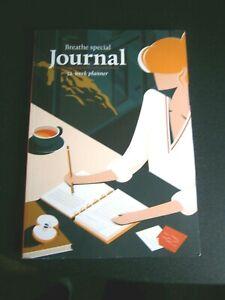 Breathe Special Journal 52 - Week Planner (new)