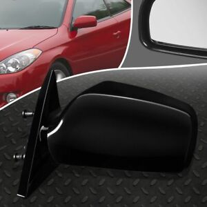 FOR 04-08 TOYOTA SOLARA OE STYLE POWERED DRIVER LEFT SIDE REAR VIEW DOOR MIRROR