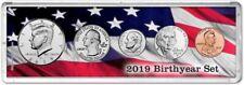 Birth Year Coin Gift Set, 2019